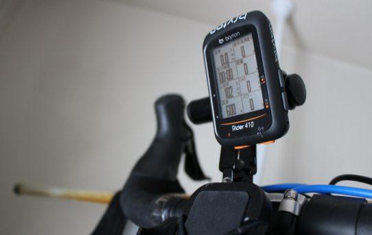 【PMD2019】Bryton Rider410ゲット<PowerTapSL+接続OK>