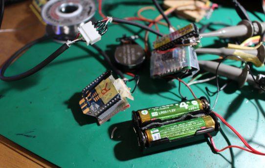 【パワーメーター2019】クランク基板SPI動作不良<Xbee電流食いすぎ>