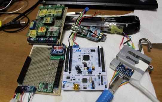 【PMD2018】通電テストOK<ようやく実験にはいれる>
