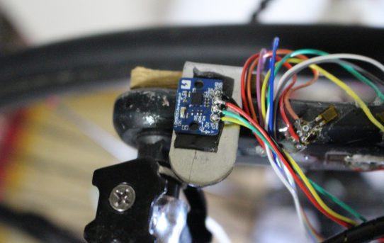 【PMD2018】Crank95度で測定<クロストーク消える>