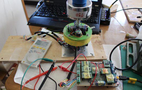 【MASF2019】自作ロードセルの定格出力算出<自作精度レベル判る>