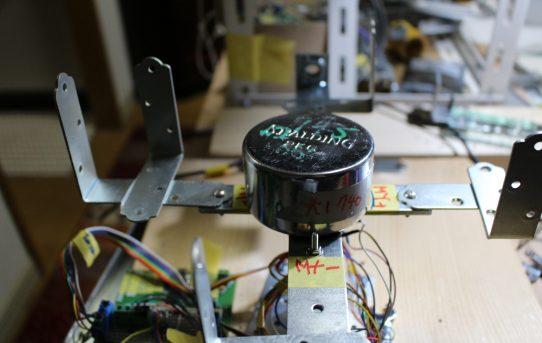 【MFT2019】6分力センサ干渉補正結果<FxFy精度良い>